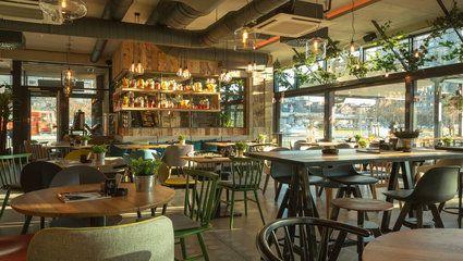 Cafe, Bar, Restaurant Furniture