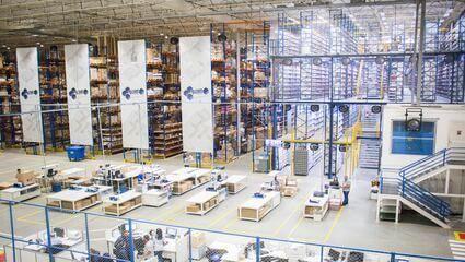 Warehouse Furniture